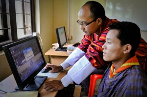 Bhutan Community e-Center